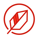 Red Ink footer icon